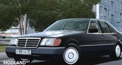 Mercedes-Benz S350D (W140) [1.5.8], 1 photo